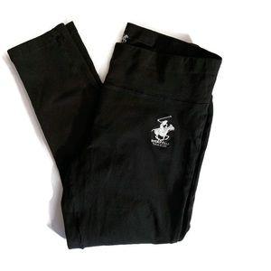 Beverly Hills polo club black leggings